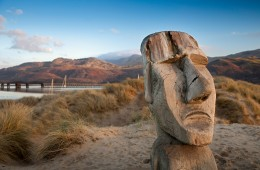 Barmouth's Tiki Head