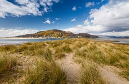 Fairbourne dunes